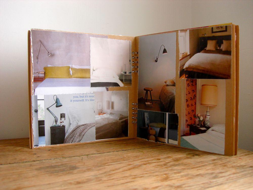 interior scrapbook