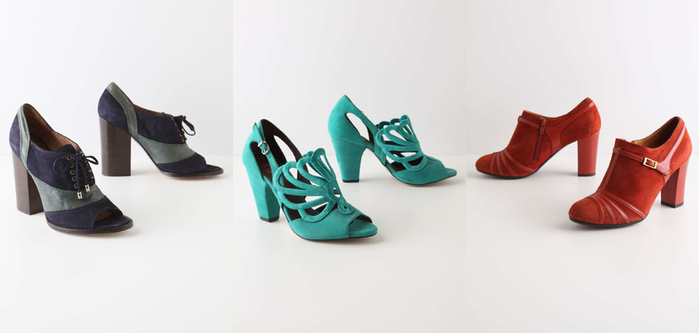 anthropologie autumn shoe love