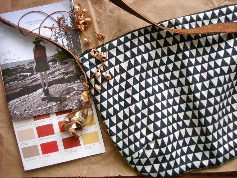 BOOKHOU AT HOME handmade bag