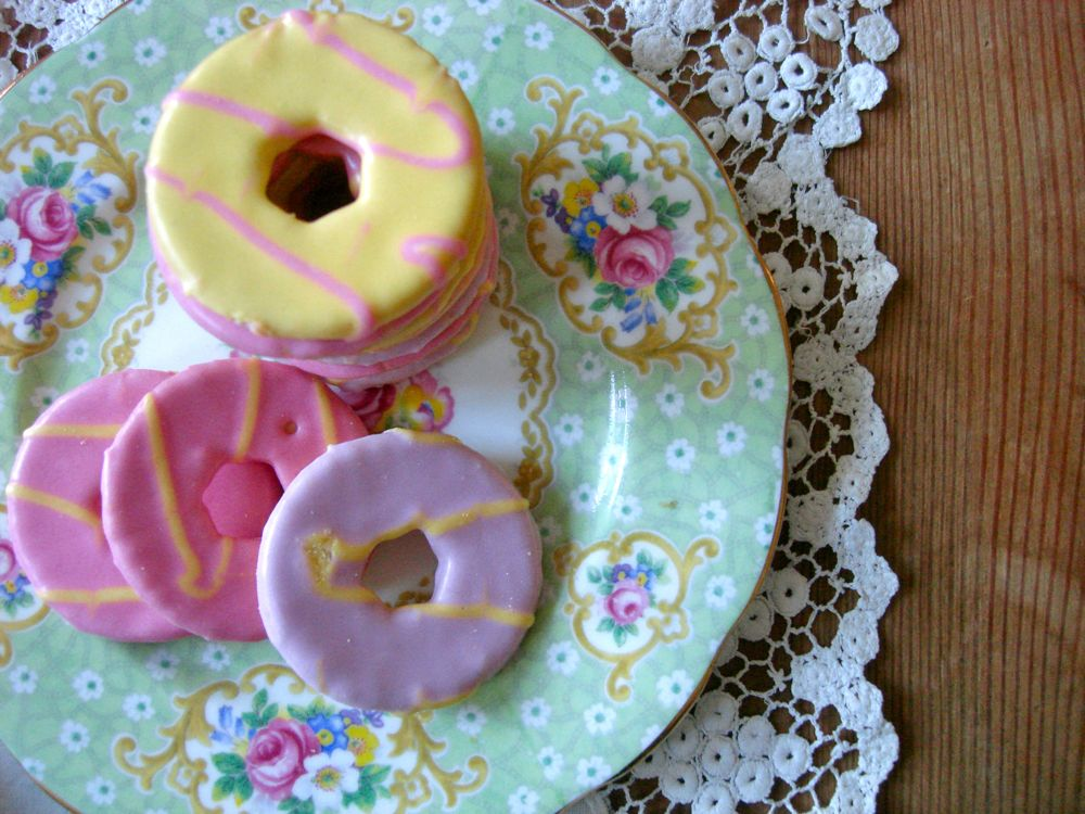 Super cute, party rings