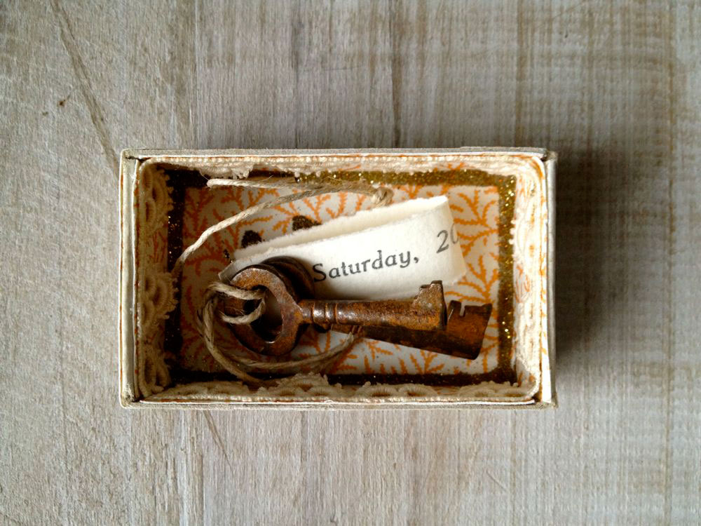 The Antique One #matchboxaday