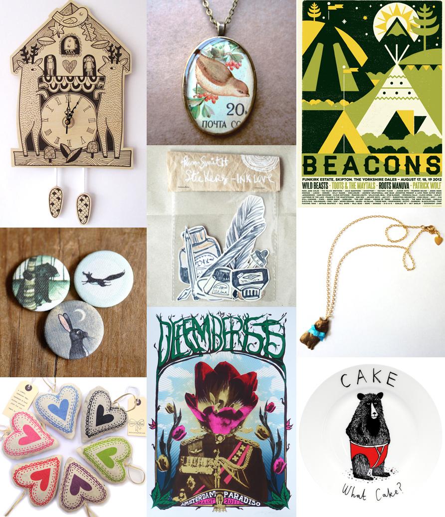 Renegade Craft Fair London 2012