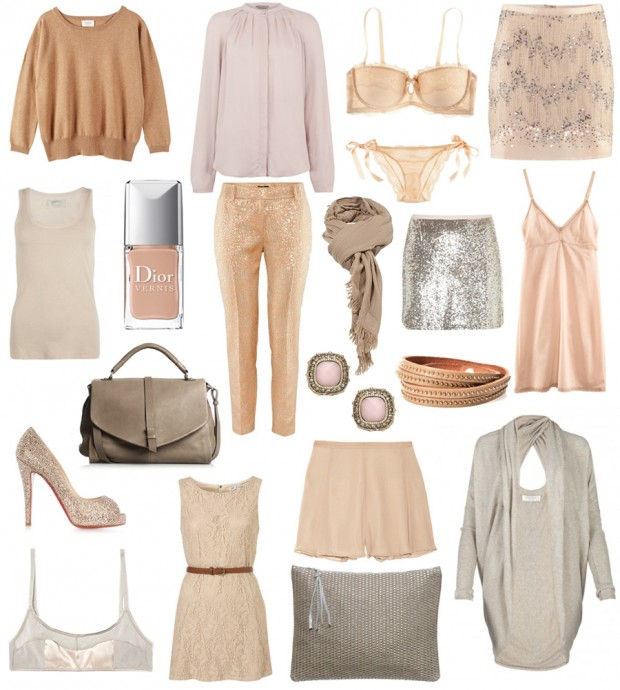 Fashion Nudes
