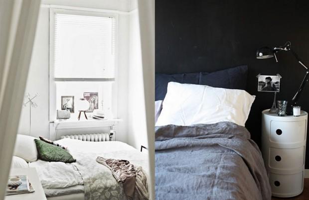 Bedroom-dreaming Dark and pale