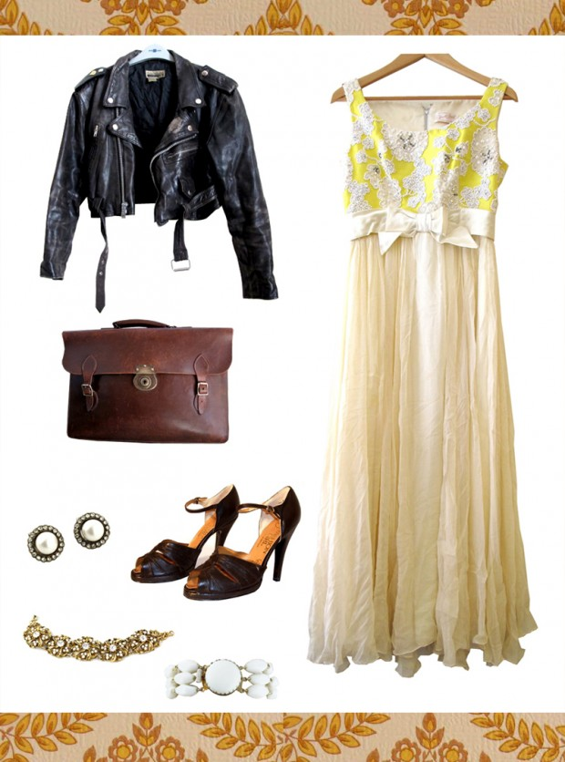 Etsy Vintage Fashion Friday