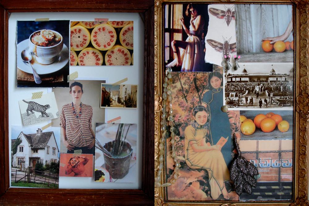 Autumn Collages
