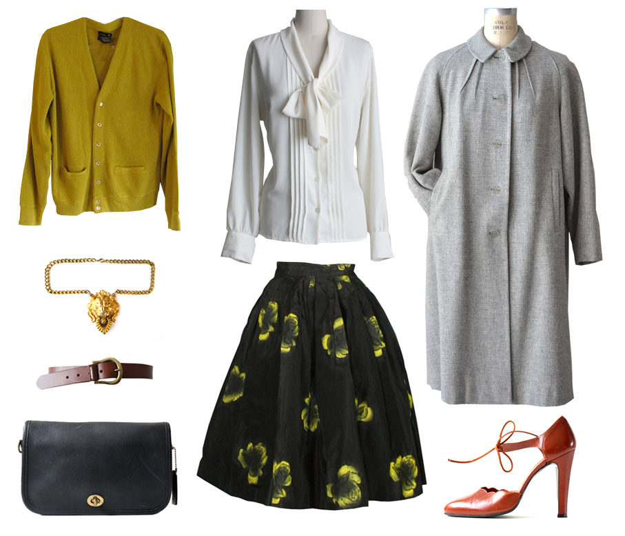 Vintage fashion Friday 8