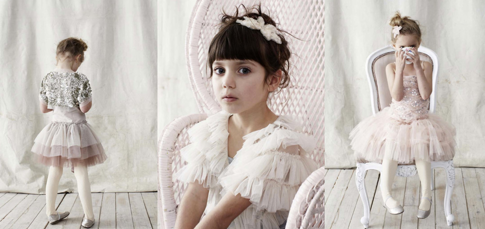 TuTu Du Monde kids luxury clothing
