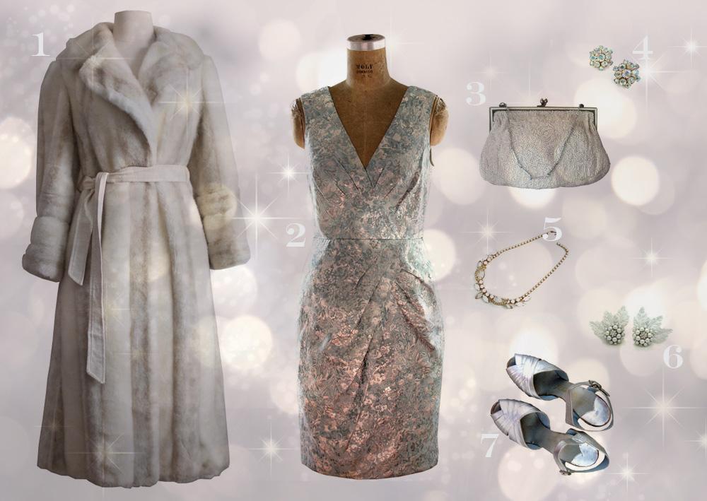 Vintage Fashion Christmas 2012