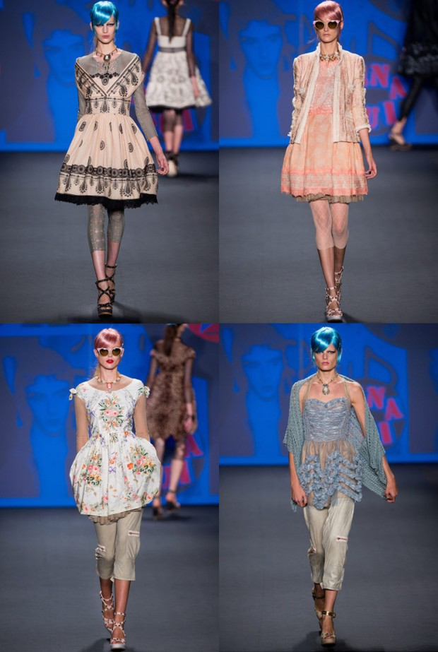 Anna Sui Spring 2013 Ready to Wear