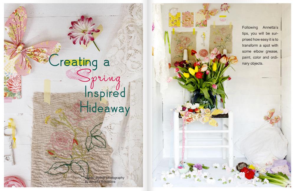gatherings Magazine Spring 2013