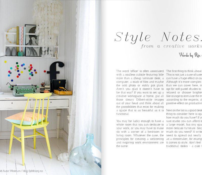 91 Magazine Spring Summer 13