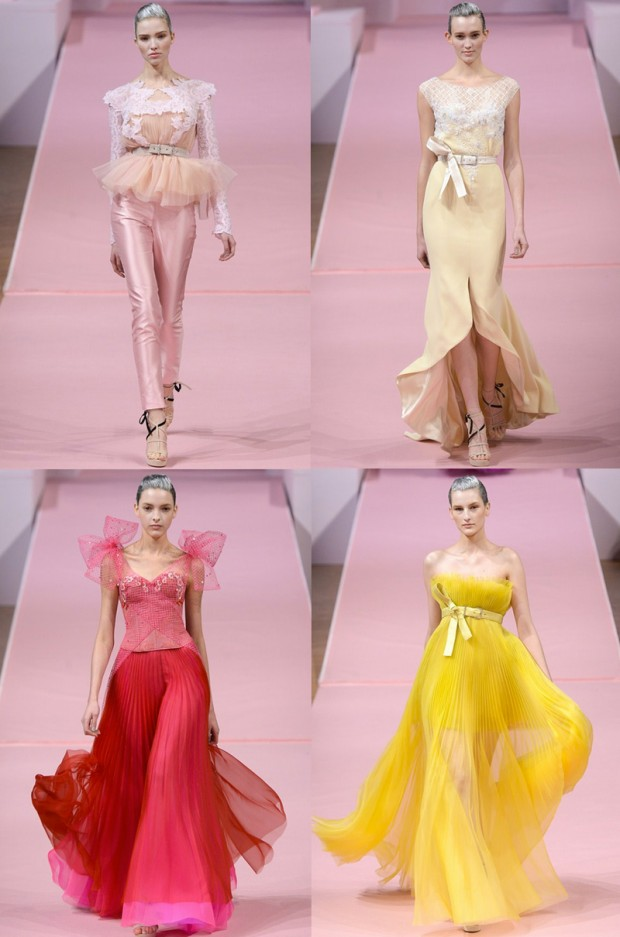 Alexis Mabille Spring Summer 2013 Couture