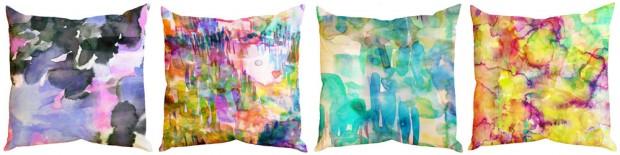 Amy Sia Cushions