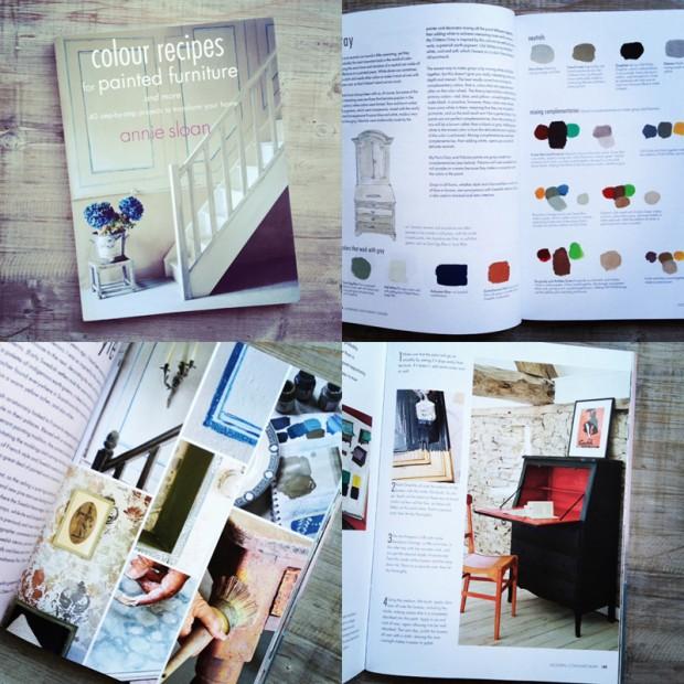 Colour Recipes Annie Sloan