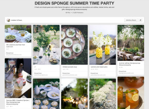Design Sponge Pinterest Competition