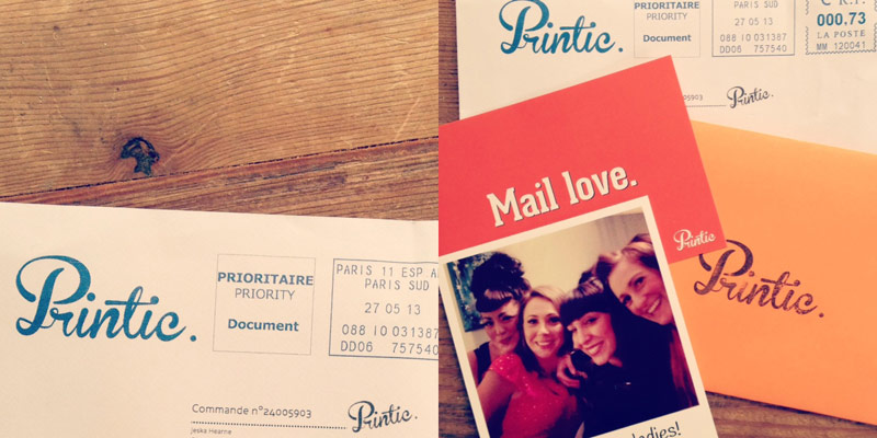Printic Photo App