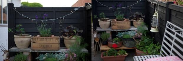Garden Corner Makeover