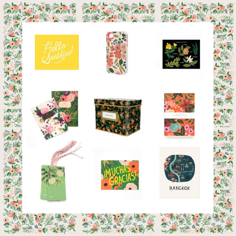 Rifle Paper Co Summer Wishlist