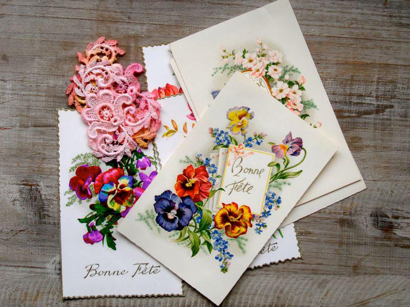 Vintage French Postcards