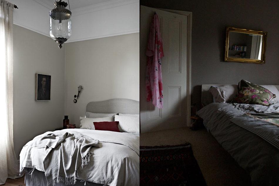 Bedroom Sanctuary via design sponge