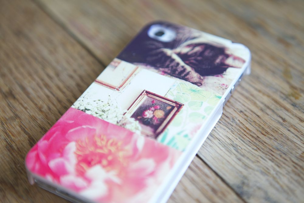 Casetagram iphone cover
