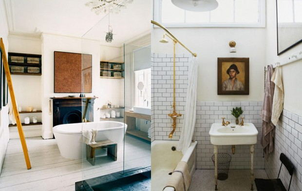 Modern Traditional Bathroom