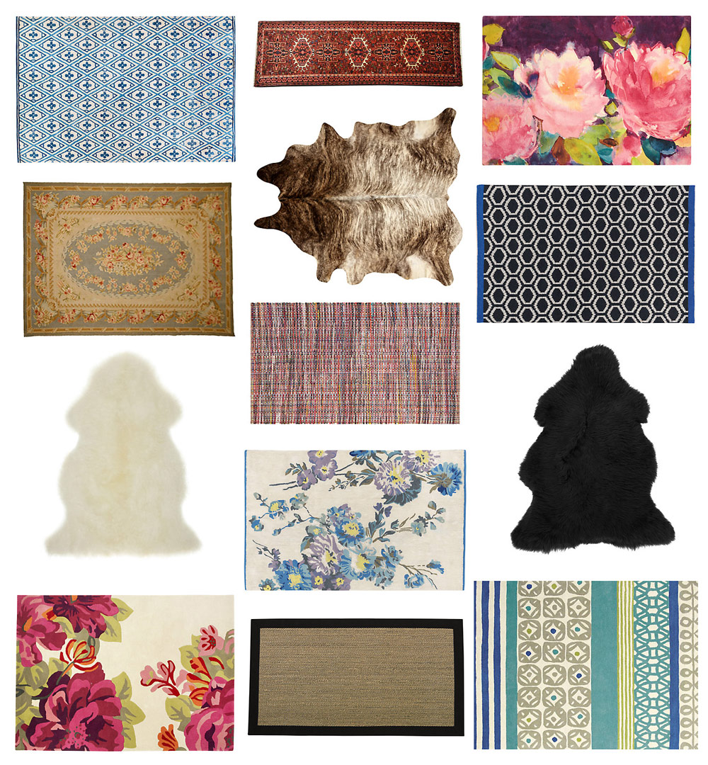 Rug Inspiration From John Lewis