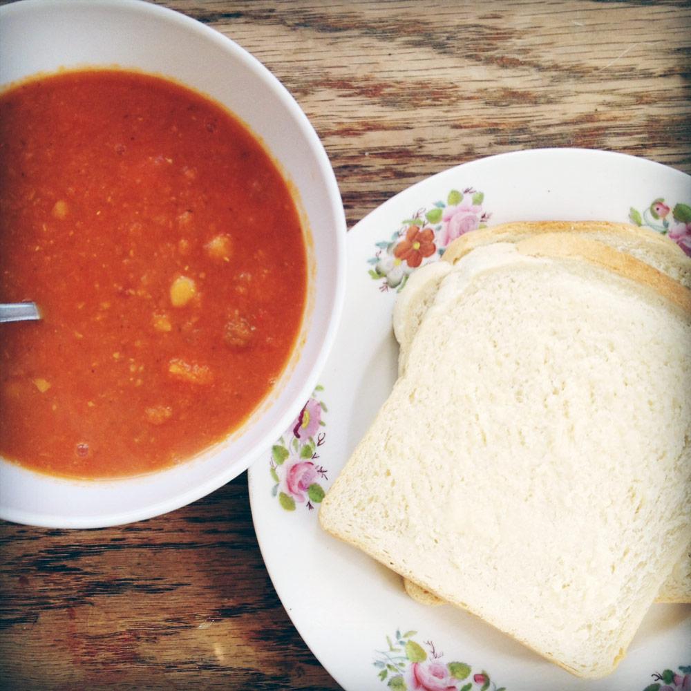 Autumn soup Recipe