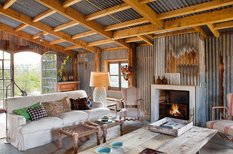Excellent 20 Cabin Interior Wall Material Creativity