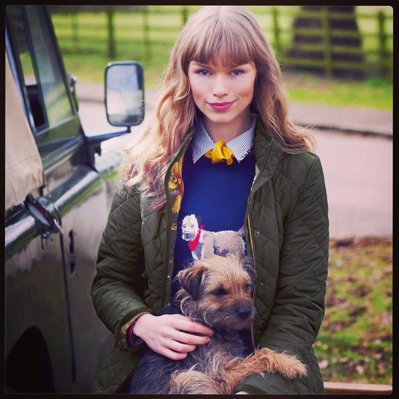 Staying Dry And Toasty This Autumn With Joules Lobster And Swan
