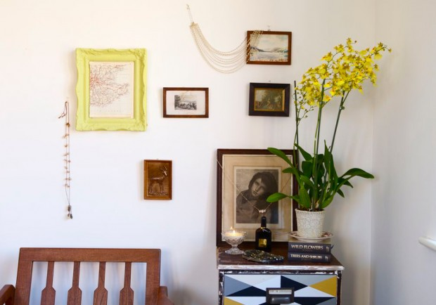 Orchid and Drawers