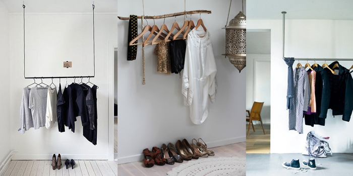 Clothes Hanging Rail
