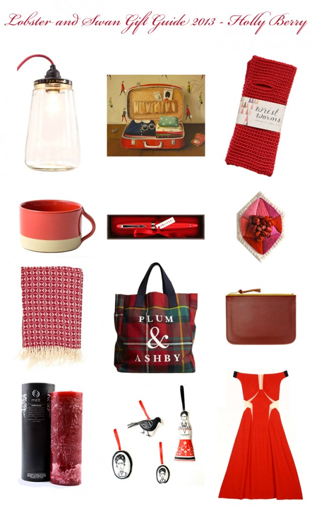 Gift Guide Holly Berry