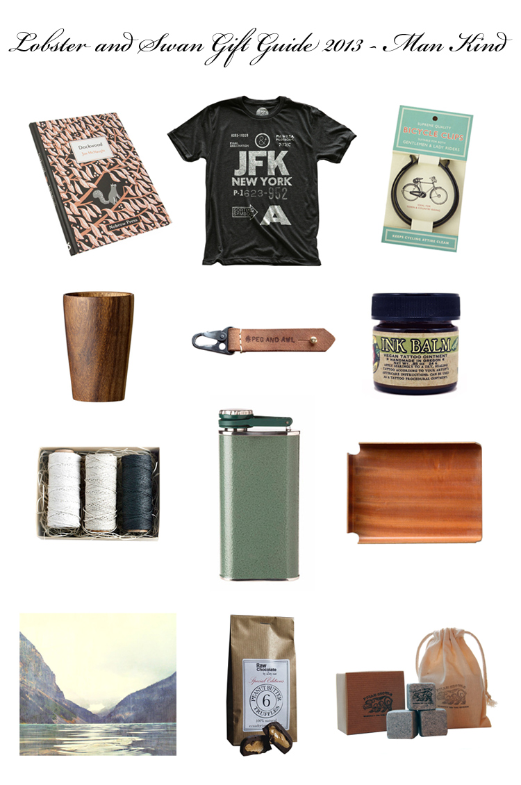 Man Kind Gift Guide 2013