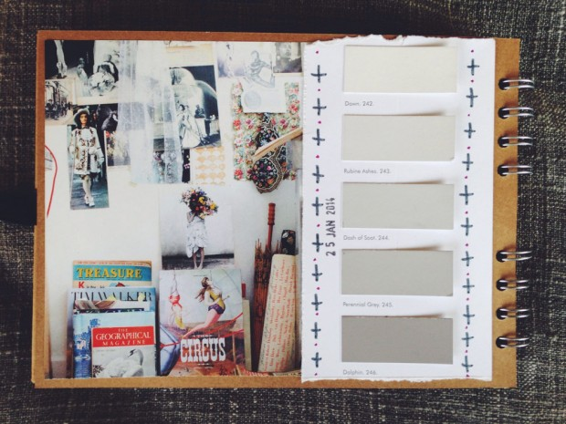 Daily Collage Blog