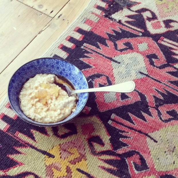 Cinnamon Spice Porridge