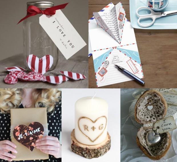 Handmade valentines gift ideas