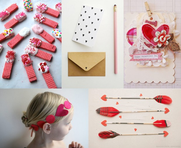 Ten diy valentines gift ideas for Valentines day craft ideas for him