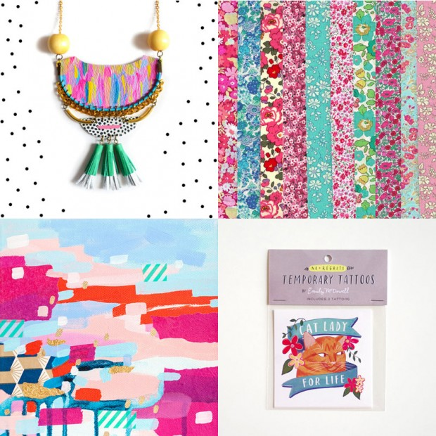 Favourite Etsy Artists