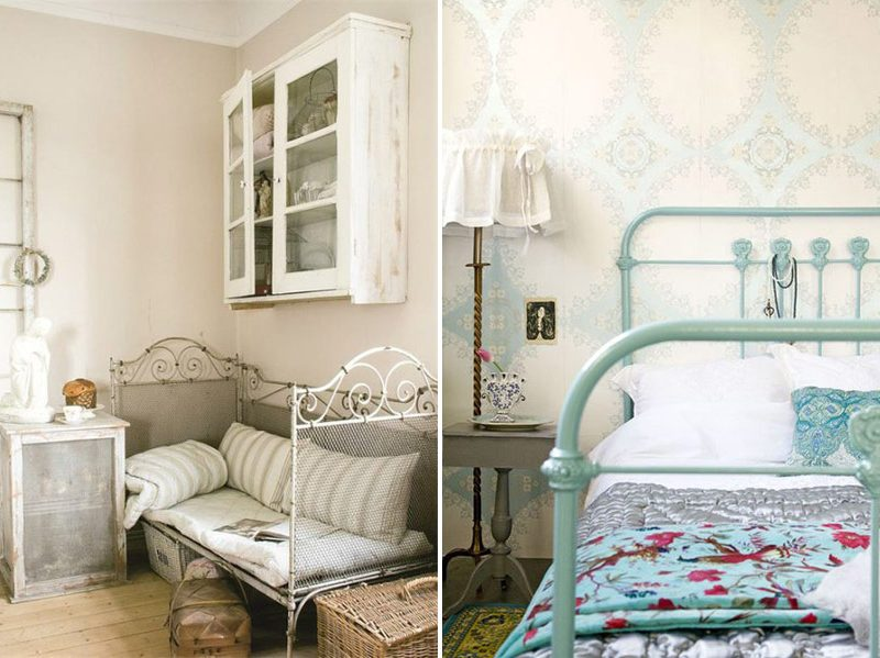 Hand paint your bed to match your room
