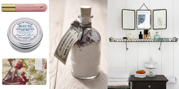 Luxury Rose Geranium Bath Salts