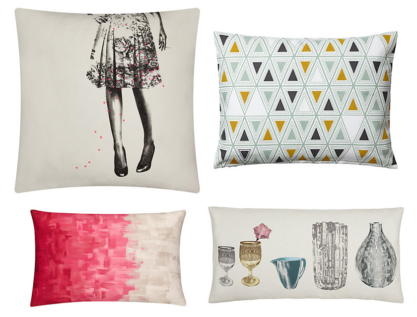 4 of the best cushions for 2014