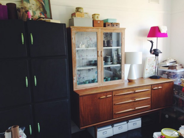 Eclectic storage