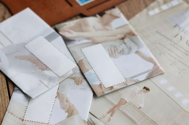 Pretty Envelope DIY
