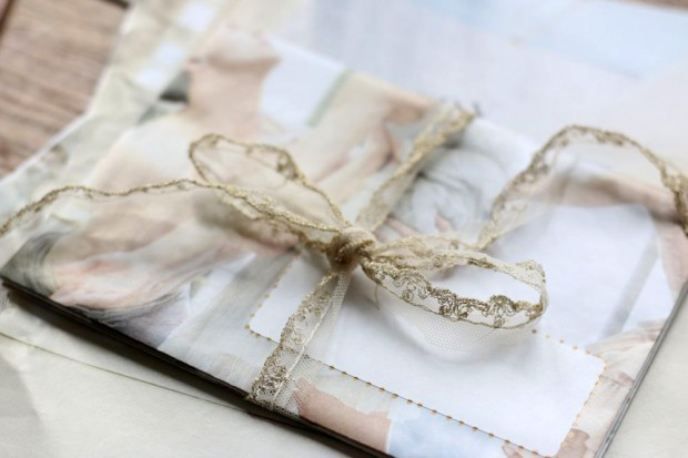 Pretty Envelope DIY