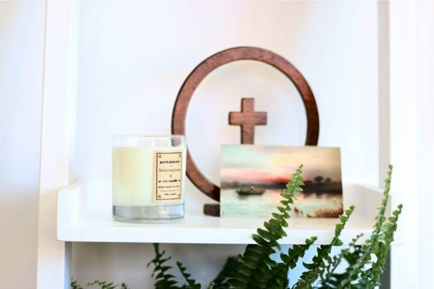 Lemongrass Scented candles