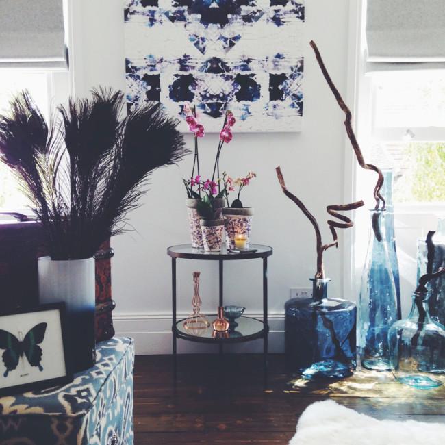 indigo bedroom ideas