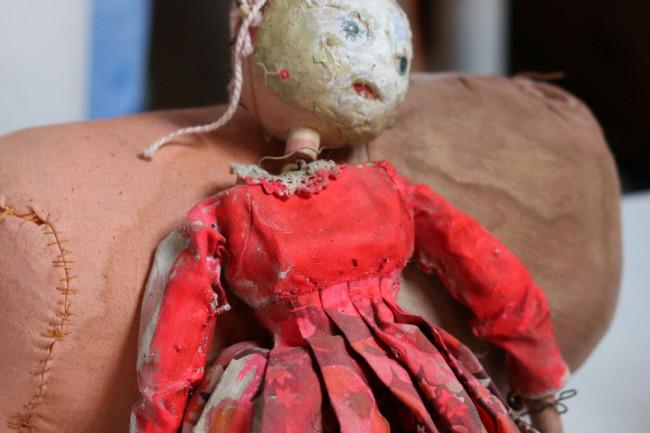Liz Finch Hastings Artist
