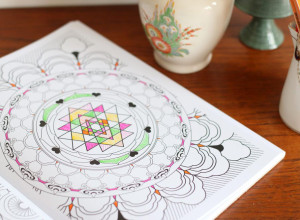 Art Therapy Mandalas
